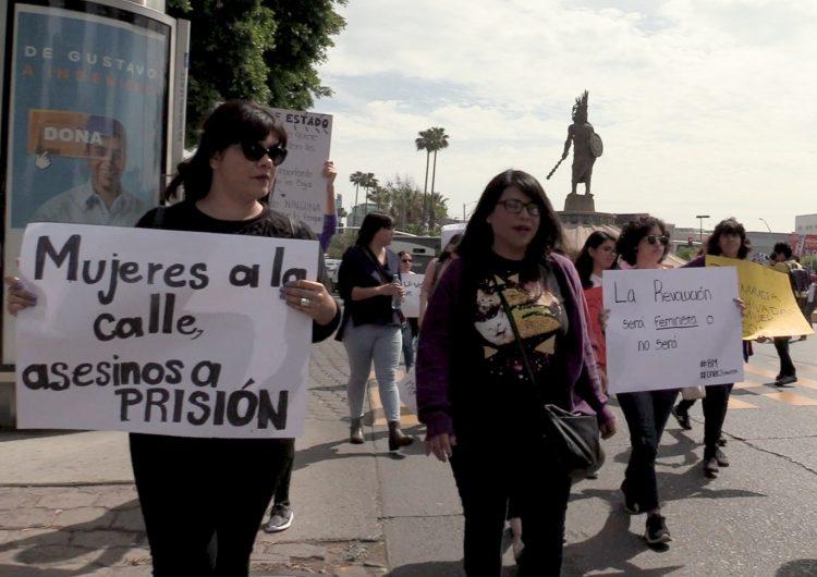 Protestarán mujeres de Tijuana contra violencia y desapariciones