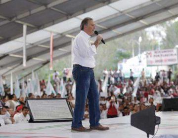 Antonio Meade el 22 de junio en Puebla