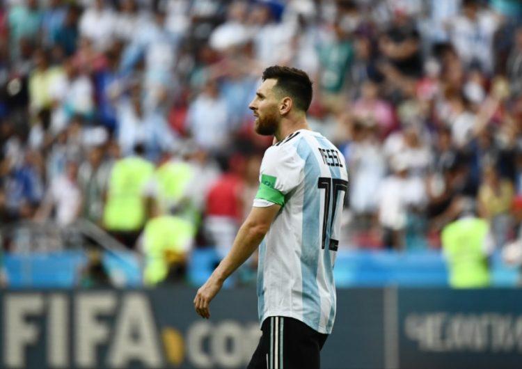 La Argentina de Messi queda eliminada en octavos al perder con Francia 4-3