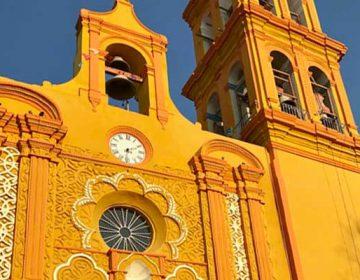 Reabren parroquia de Izúcar tras rehabilitación por sismo