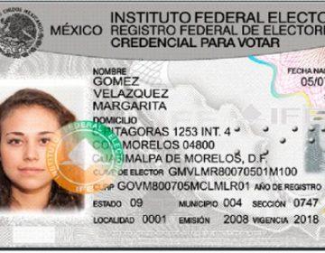 ¿Tu credencial para votar está vigente? Te decimos cómo revisar