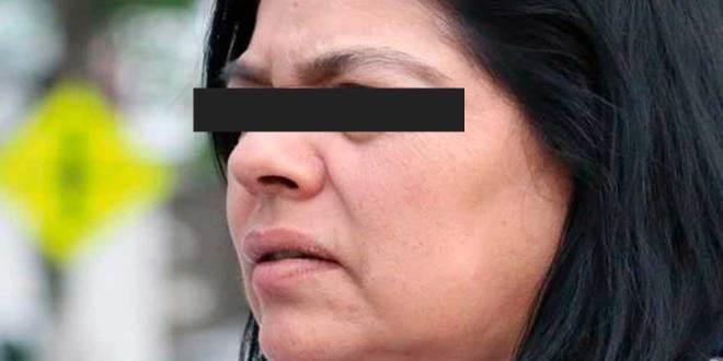 Por despojo, detiene PGJH a Adelfa Zúñiga