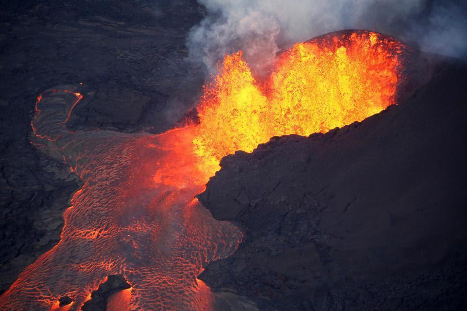 Está aumentando la actividad de los volcanes en el mundo?