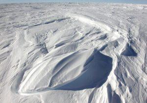 Científicos detectan el lugar más frío de la superficie terrestre… que llega a los -98 °C