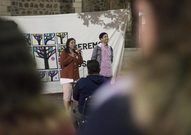 Kumamoto y Delgado confían en la gente ante señalamientos infundados
