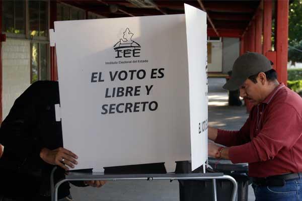 Votación masiva de electores, el antídoto contra el fraude