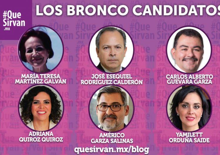 """Exhiben a """"broncocandidatos"""", suegra y parientes de Rodríguez Calderón, por """"uso discrecional"""" de la nómina de NL"""