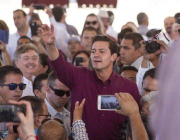 Da inicio EPN a carretera en Tecate entre porras y selfies