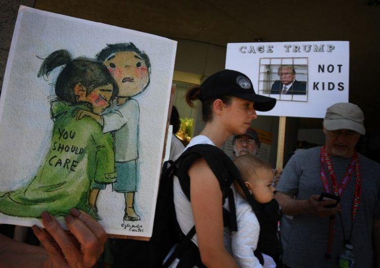 Juez impide a EE.UU mantener a menores migrantes detenidos indefinidamente