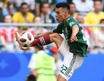 Hirving 'el Chucky'Lozano, el jugador más brillante de Rusia 2018