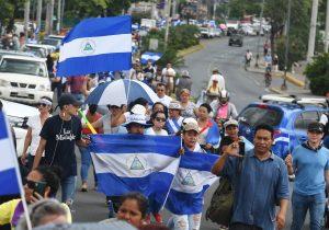 Oposición anuncia un día de paro general en Nicaragua para el 13 de julio