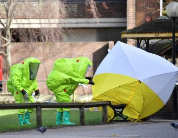 Detectan dos casos de envenenamiento por Novichok, el neurotóxico que afectó a exespía ruso