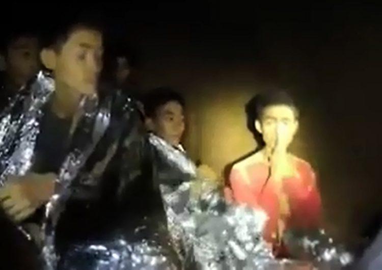 ¿Qué pasaría si los niños atrapados en Tailandia permanecen meses en la cueva?