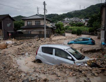 Inundaciones y desplazamientos de tierra por fuertes lluvias dejan al menos 85 muertos en Japón