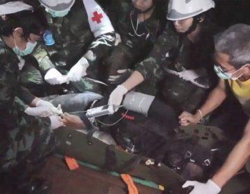 Hollywood quiere hacer una película sobre el rescate en la cueva de Tailandia
