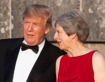 Trump se mete en el debate del Brexit; cuestiona la actuación de Theresa May