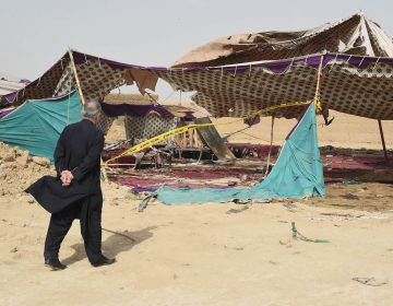 Atentado en Pakistán deja al menos 132 víctimas
