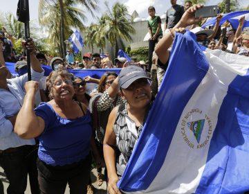 Ataque a iglesia por paramilitares deja a 2 estudiantes muertos en Nicaragua