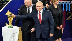 Putin mejoró la imagen de Rusia con el Mundial, pero…