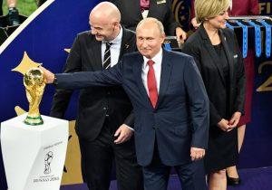 Putin mejoró la imagen de Rusia con el Mundial, pero ¿cuánto durará el encanto?