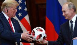 Trump califica de exitosa la reunión con Putin, pero en…
