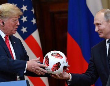 Trump califica de exitosa la reunión con Putin, pero en EE.UU tienen otra opinión