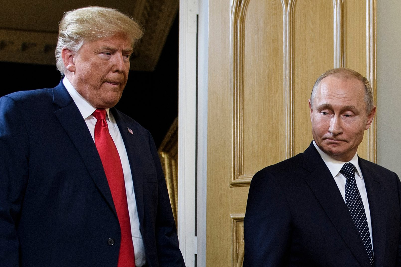 Putin dice estar dispuesto a ir a Washington para visitar a Trump