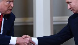 Sin importar las críticas, Trump invita a Putin a Washington…