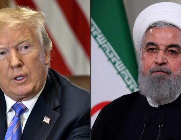 EE. UU. e Irán entablan una guerra de declaraciones que lleva a Trump a lanzar una amenaza