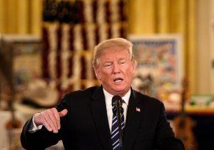 """Trump elogia a AMLO; dice que ambos dialogan para lograr algo """"muy positivo"""" entre México y EE. UU."""