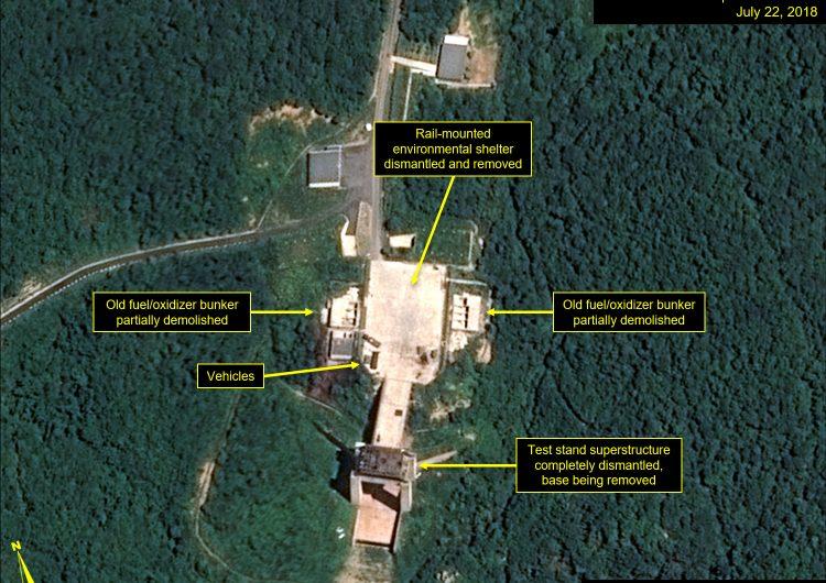 Kim cumple su promesa a Trump y comienza a desmantelar una base en Corea del Norte