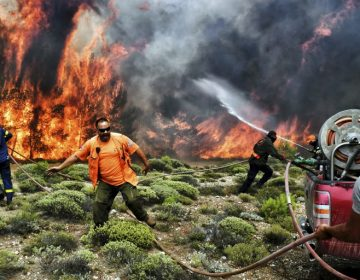 Grecia sospecha que acciones criminales causaron incendios que dejaron 82 muertos