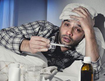 Una molécula hace que los hombres se curen más rápido de la gripe que las mujeres