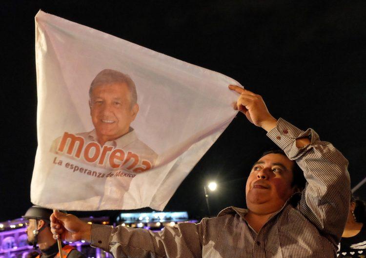 Candidatos a la presidencia de México reconocen triunfo de AMLO