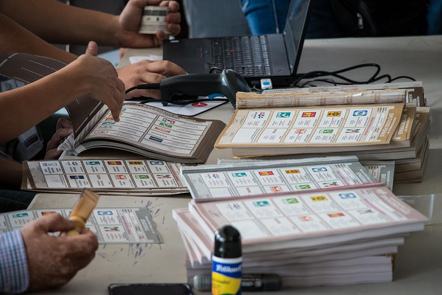 A revisión resultados de cinco distritos locales: IEE