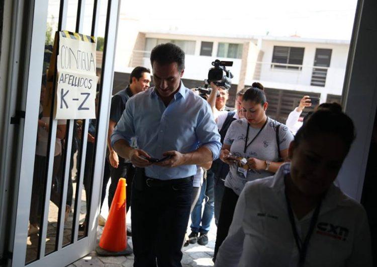 Adrián de la Garza impugnará elección en Monterrey; busca ser reelecto