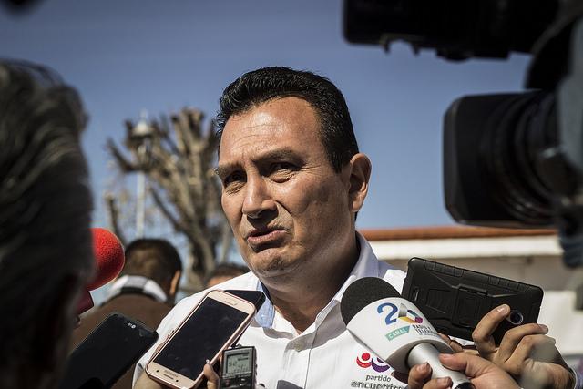 Contempla PES organizar nuevo partido político
