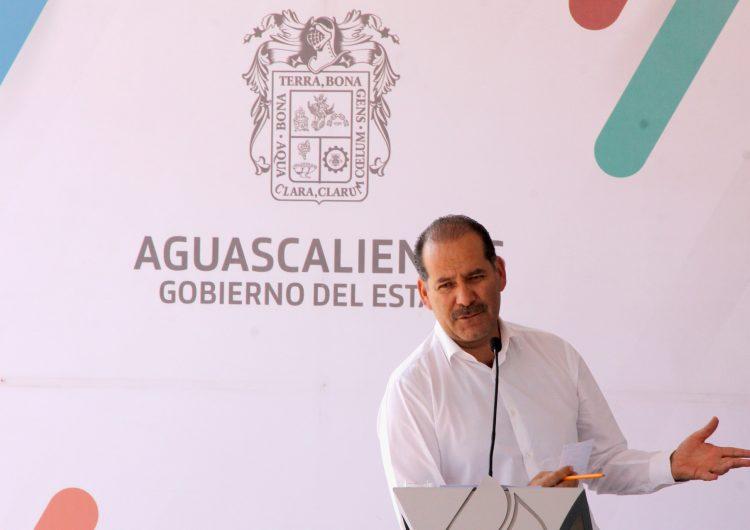 Reduciría gobernador de Aguascalientes su salario, si lo mandata la ley