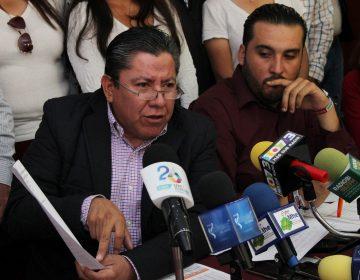 Insiste Morena en intromisión del gobierno a proceso electoral