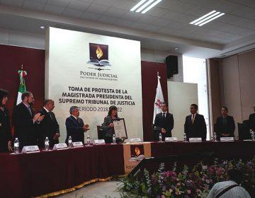 Presenta magistrada 11 acciones para mejorar servicio del Poder Judicial