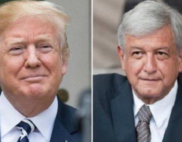 Migración, el tema que AMLO y Trump trataron en su primera llamada telefónica
