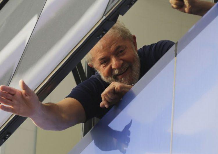 """La ley electoral """"calla"""" a Lula: el expresidente deja de comentar el mundial"""