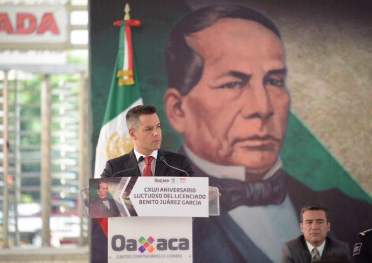 Tras ataque con saldo de 13 muertos, Oaxaca en paz: Alejandro Murat