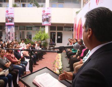 Celebran primer aniversario del Instituto Pabellonense de la Mujer