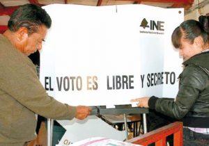 Prevé ley hasta seis años de prisión por delitos electorales