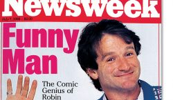 Un relámpago embotellado llamado Robin Williams