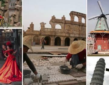 Made in China: las ciudades que los chinos copiaron de otros lugares