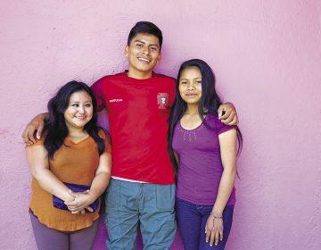 Jóvenes indígenas se rebelan a su destino