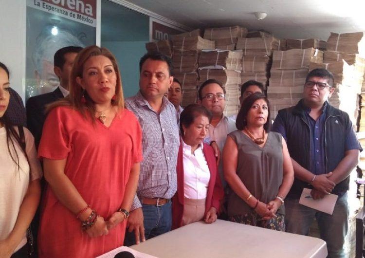 Conforma Morena- PES- PT mega bloque legislativo en Oaxaca