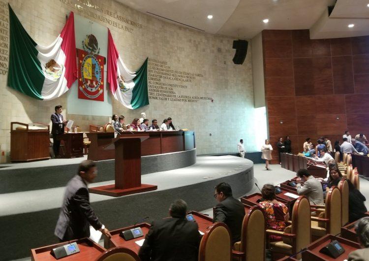Desaparece Congreso de Oaxaca Consejo de la Judicatura